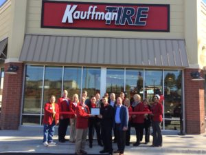 Ribbon Cutting Kauffman Tire Greater Tallahassee Chamber Of Commerce